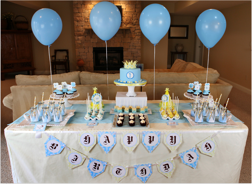 Party Nv {theme Tuesday} Little Lamb Baby Shower Picture