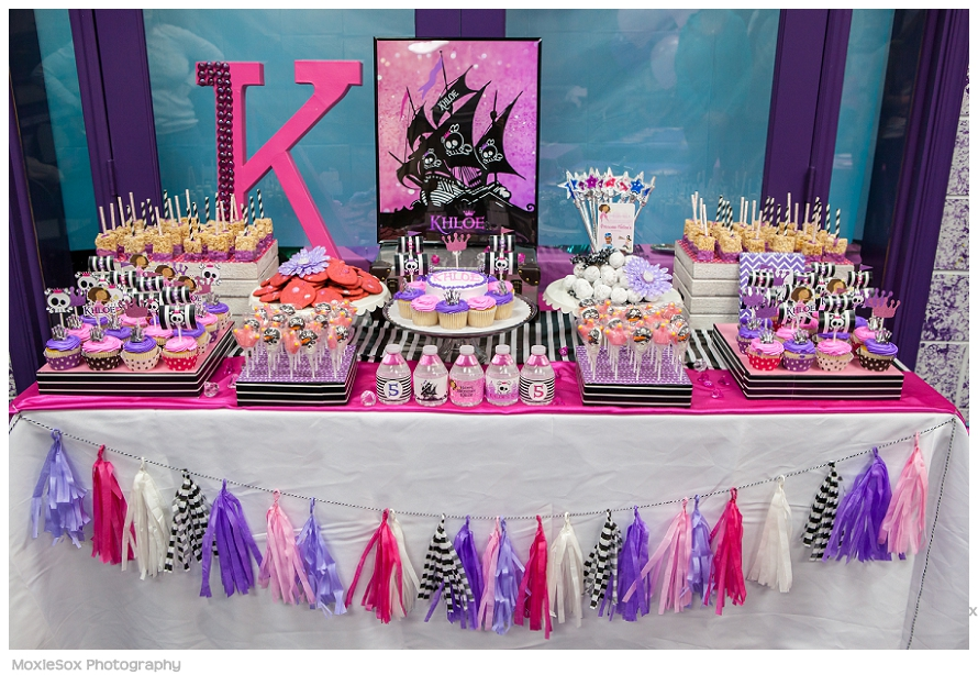 Khloe S Princess Amp Pirate Party 187 Moxiesox Photography